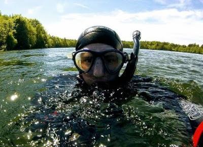 Paweł Trenuje: Jak i dlaczego trenuje freediving?
