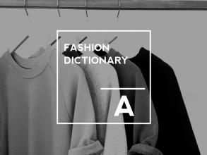 Fashion Dictionary 'A' - Independent Girl
