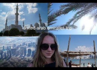 VLOG- ZJEDNOCZONE EMIRATY ARABSKIE