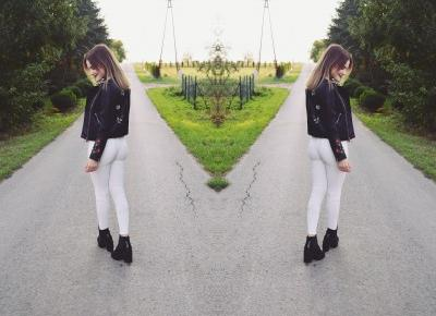 Aleksandra Kojder - spełniaj swoje marzenia: Motyw kwiatowy na ubraniach   Zaful