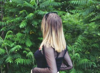 Aleksandra Kojder - spełniaj swoje marzenia: A kiedy będziesz mnie potrzebował   Dresslily x Embroidered Crop Top