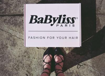 Aleksandra Kojder - spełniaj swoje marzenia: Jak dbać o włosy prostowane? | BaBylis Paris Pure Metal 2w1 ST481E