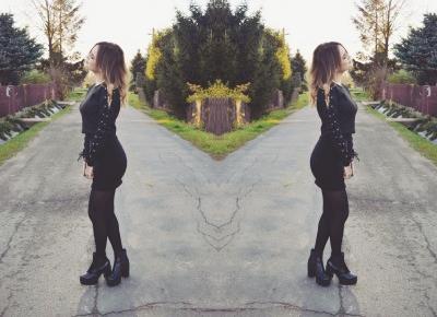 Aleksandra Kojder - spełniaj swoje marzenia: Jesienna stylizacja | Shein x Gamiss