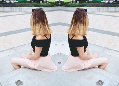 Aleksandra Kojder - spełniaj swoje marzenia: Środek czyichś mocno trzymających Cię ramion | Shein.com x Summer outfit