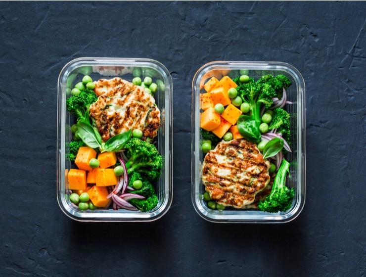 Proste przepisy na zdrowe lunch boxy - w Women's Health