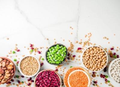 Wege białko - dlaczego warto jeść strączki - w Women's Health