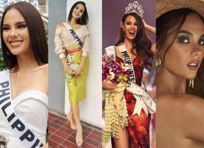 Tak wygląda nowa Miss Universe! Poznacie Catrionę Gray