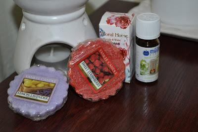 Yankee Candle Sweet Strawberry i Lemon Lavender - Like a porcelain doll