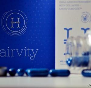 Podsumowanie współpracy z Gardenpharm, czyli miesiąc suplementacji Hairvity  niespodzianka - Like a porcelain doll