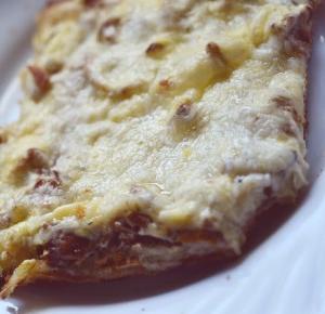 Kuchenne rewolucje: Pizza z kurkami - Like a porcelain doll