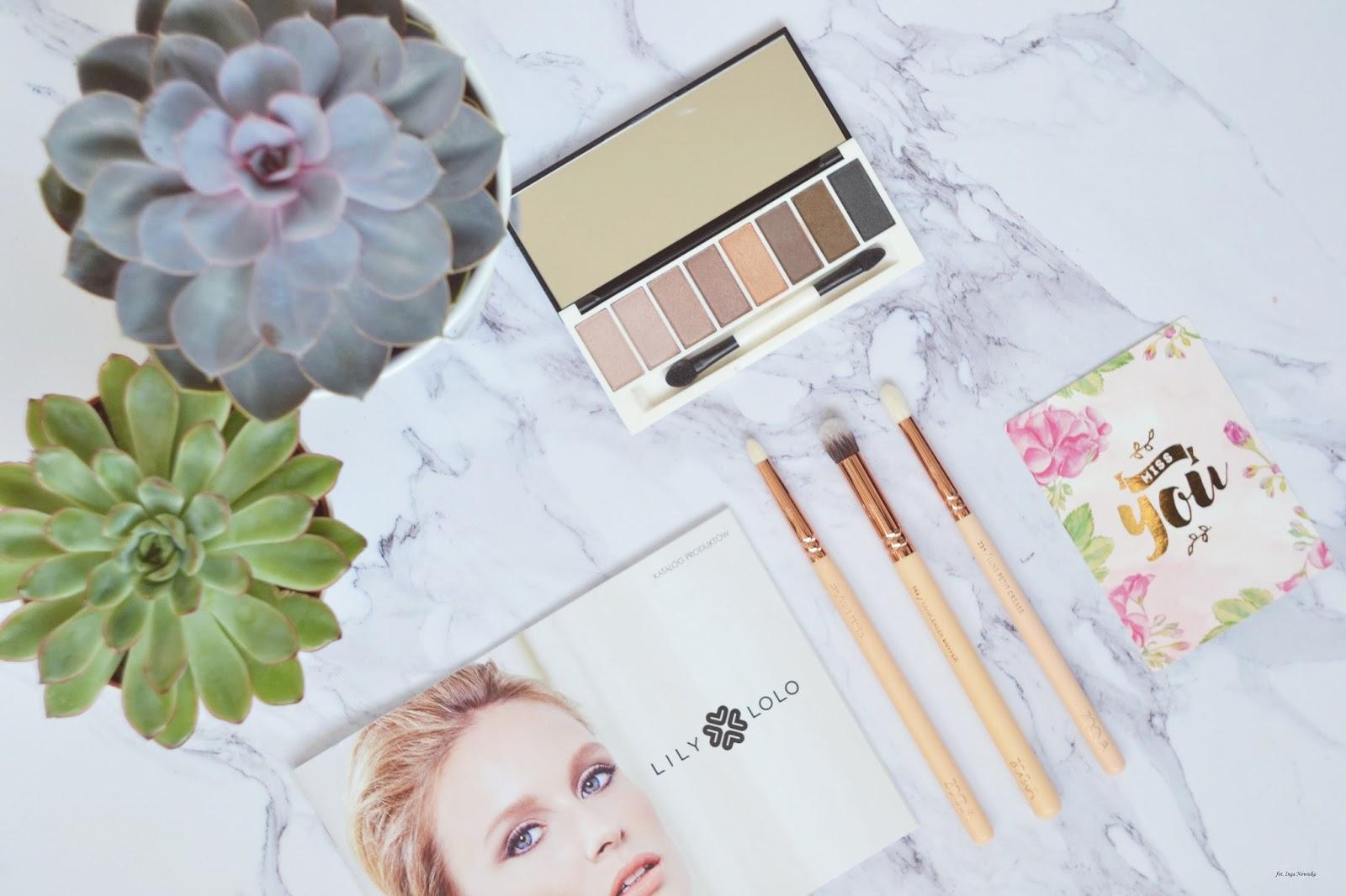 Lily Lolo - Laid Bare Eye Palette. Piękno stonowanych barw. - Like a porcelain doll