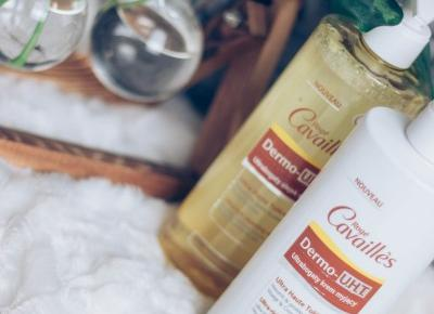 Roge Cavailles - krem i żel myjący || produkty dla delikatnej skóry - Porcelaindoll