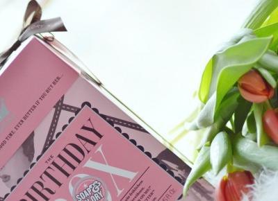The Birthday Box od Soap&Glory - najpiękniej pachnące kosmetyki ? - Like a porcelain doll