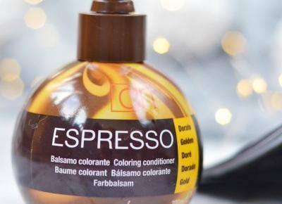 Vitality's Espresso balsam koloryzujący. Pielęgnacja i koloryzacja w jednym. - Porcelaindoll