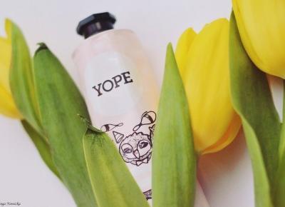 YOPE - naturalny krem do rąk imbir i drzewo sandałowe - Like a porcelain doll