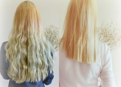 Mała włosowa metamorfoza - o tym, jak trafiłam do dobrego fryzjera - Like a porcelain doll