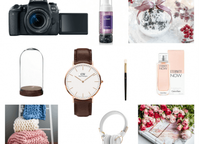Mikołaju... Czego pragną blogerki ? Świąteczna wihlista | #blogmas - Like a porcelain doll