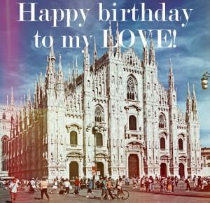 Podróżować to żyć! :): Urodzinowy Mediolan niespodzianka! :)