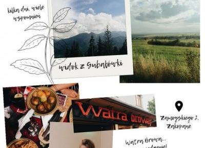 Travel Book | Zakopane |