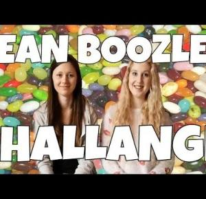 Bean Boozled Challange