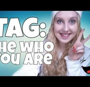 TAG: The who you are