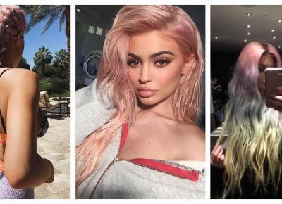Kylie Jenner królowa peruk | inspiracje Irresistible Me
