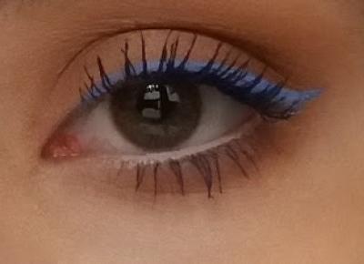 KarolinaJ Blog: Tutorial: Prosty i efektowny makijaż