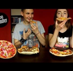 PIZZA CHALLENGE! │Ivamoche