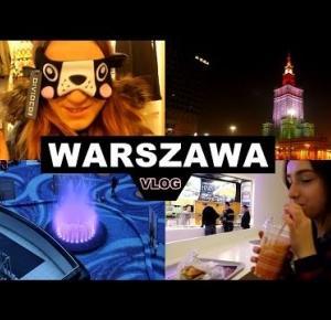VLOG - WARSZAWA (TELEWIZJA, PLANETA SINGLII, KLUB KOMEDIOWY)