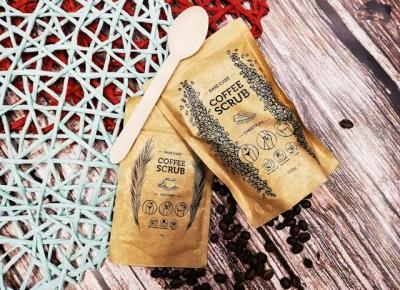 Peelingi kawowe od marki Bare Care..moje małe odkrycie | Eteryczny Świat