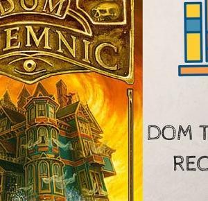 Easy blog: ♥Dom Tajemnic- recenzja♥