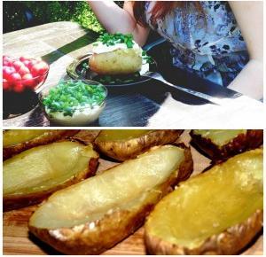 Co zrobić z ziemniaków? Pyry z gzikiem albo ziemniaczane skorupki - Work it girl
