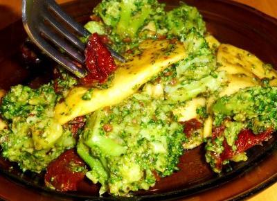 Bezmięsny piątek? Może ravioli z suszonymi pomidorami i brokułami? – Przepisy