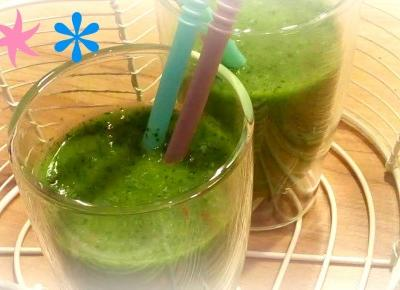 Pyszna witaminowa bomba, czyli zielone smoothie! – Przepisy