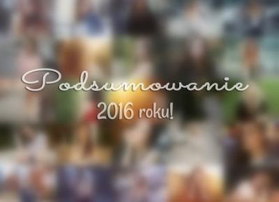 Iza Urbaniak Photography: PODSUMOWANIE 2016