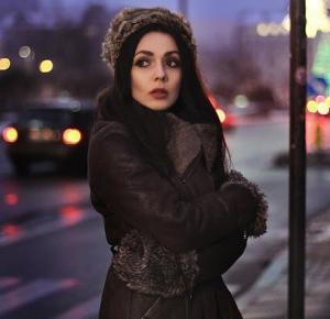 Iza Urbaniak Photography: Night Portrait