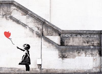 10 lekcji humanizmu, które daje nam Banksy