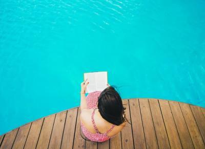Cztery książki idealne na lato ~ Pozycje Obowiązkowe