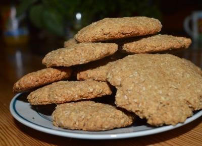 Kokosowe ciasteczka bez... ⋆ Jamaska (Ella tiene el poder)