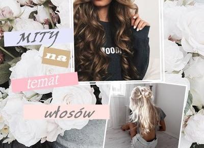 About Vikki: Mity na temat włosów