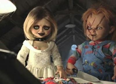 Witaj w moim ?wiecie. : Recenzja Laleczki Chucky: Nast?pne Pokolenie.