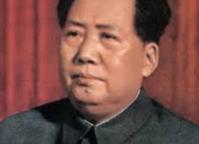 Witaj w moim świecie. : #1 Zbrodniarz wojenny: Mao Zedong