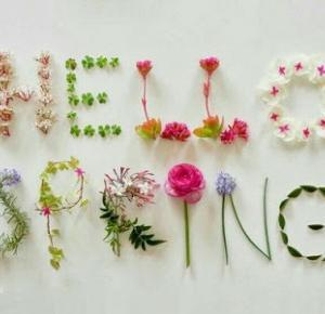 I love Spring Tag ~ JASMINEN GIRL