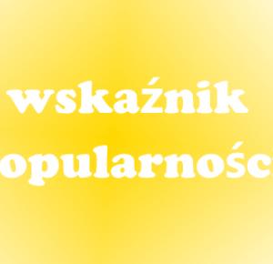 wskaźnik popularności | JASMINEN GIRL