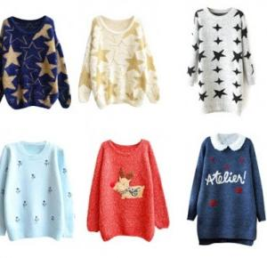 JASMINEN GIRL: Christmas Sweaters