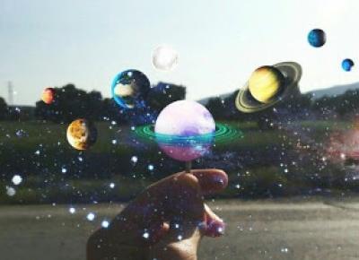 Blog Singielka: planety