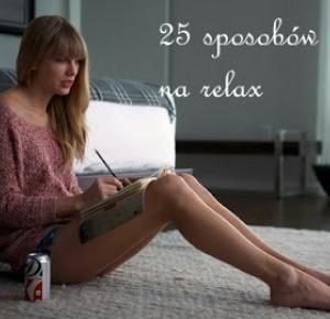 JASMINEN GIRL: 25 sposobów na relaks