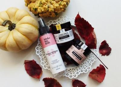 Jednafiga on Instagram: Jesienna pielęgnacja twarzy z marką Make Me Bio
