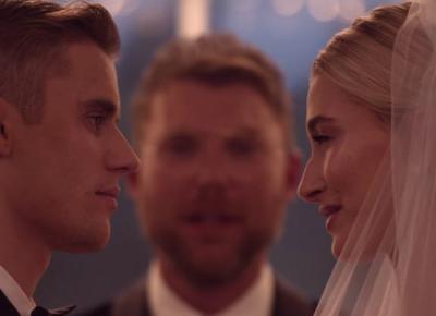 Justin i Hailey Bieber pokazali swoje wesele na YouTube!