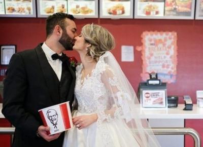 ŚLUB CAŁKOWICIE ZA DARMO W KFC! NOWA OFERTA WESELNA